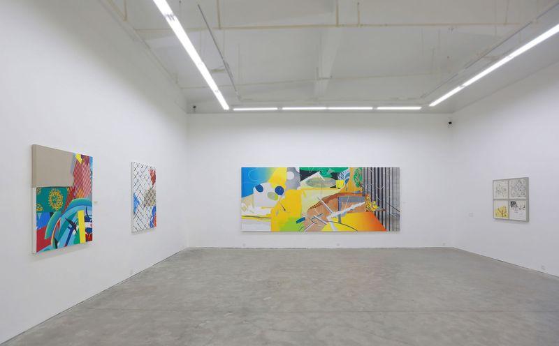 Bi Rongrong Solo Exhibition —Pattern XI-∞