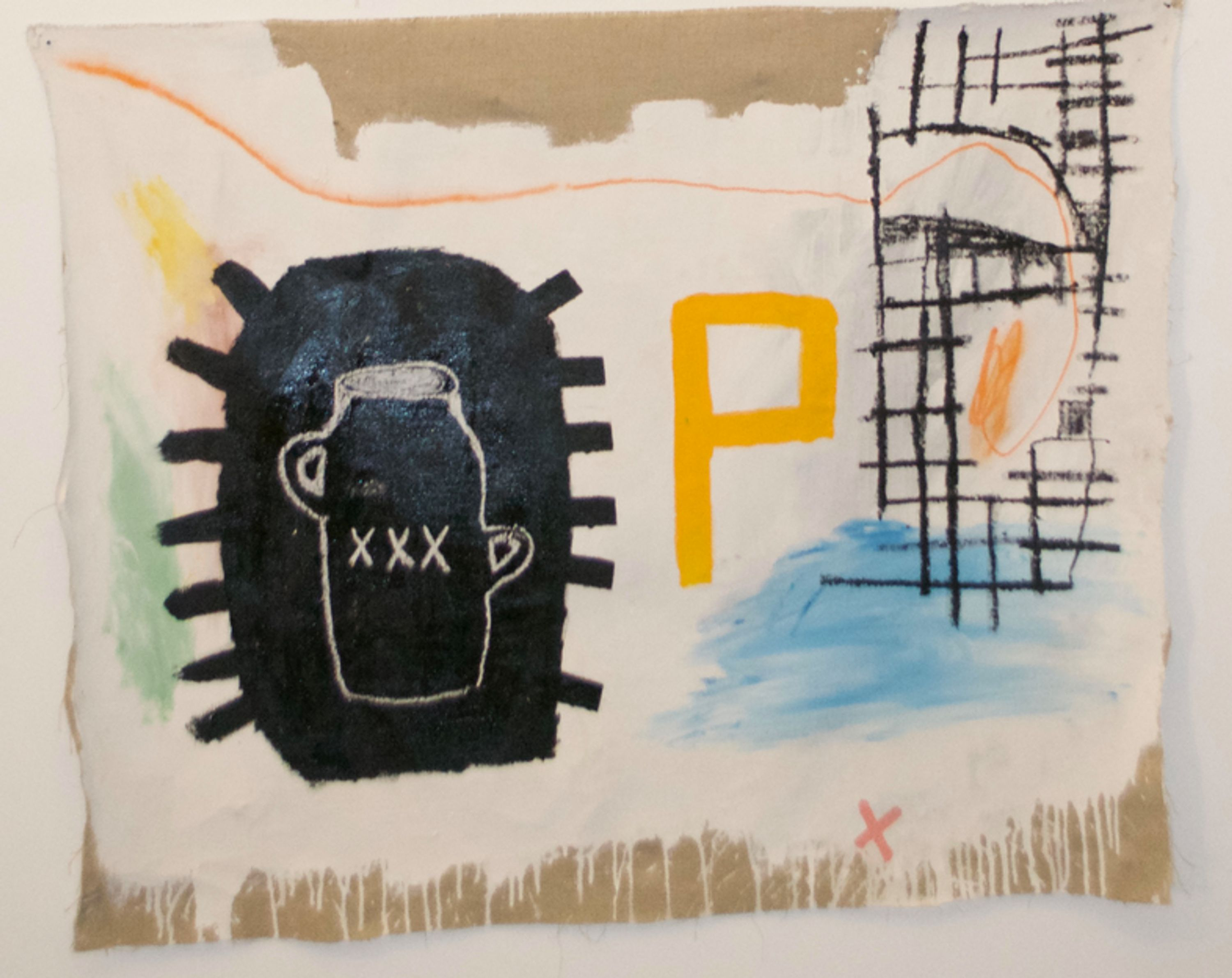 Map to Nowhere by Martin Paaskesen, Valerius Gallery