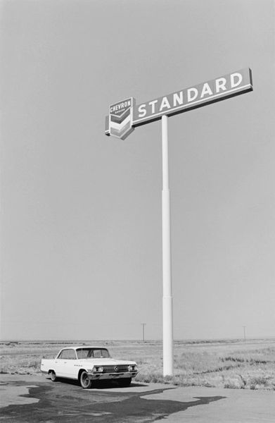 California, 1985 by Henry Wessel, Hammer Consulting
