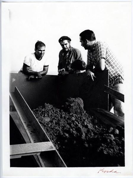 Fábrica de Nicaro (1960) by Alberto Korda, Hammer Consulting