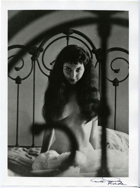 Seductora (Seductive) (1955) by Alberto Korda, Hammer Consulting