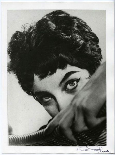 Conchita (1955) by Alberto Korda, Hammer Consulting