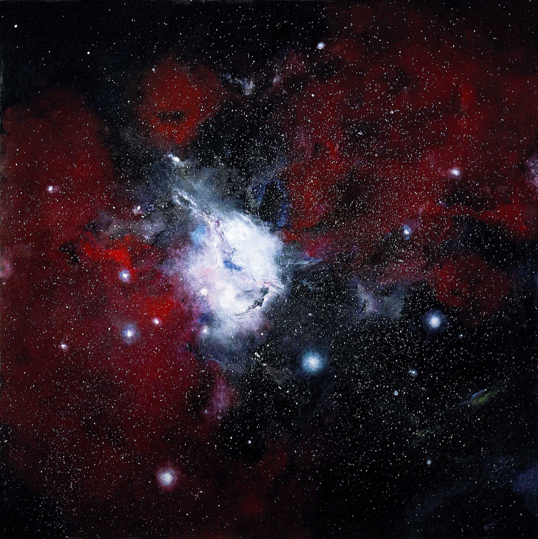 My God, It's Full of Stars by Pietro Geranzani, Area35 Art Gallery