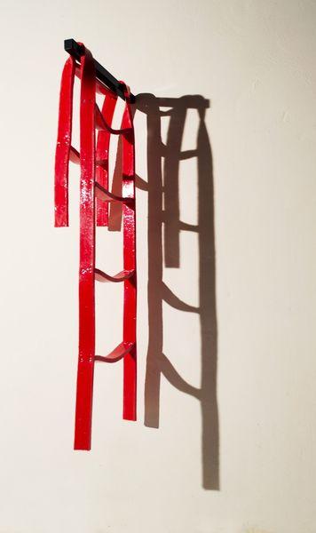 Corpi defunzionali - scala rossa
