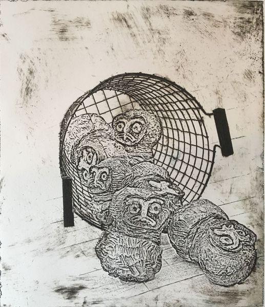 Artwork by Steinar Haga Kristensen, ERNE