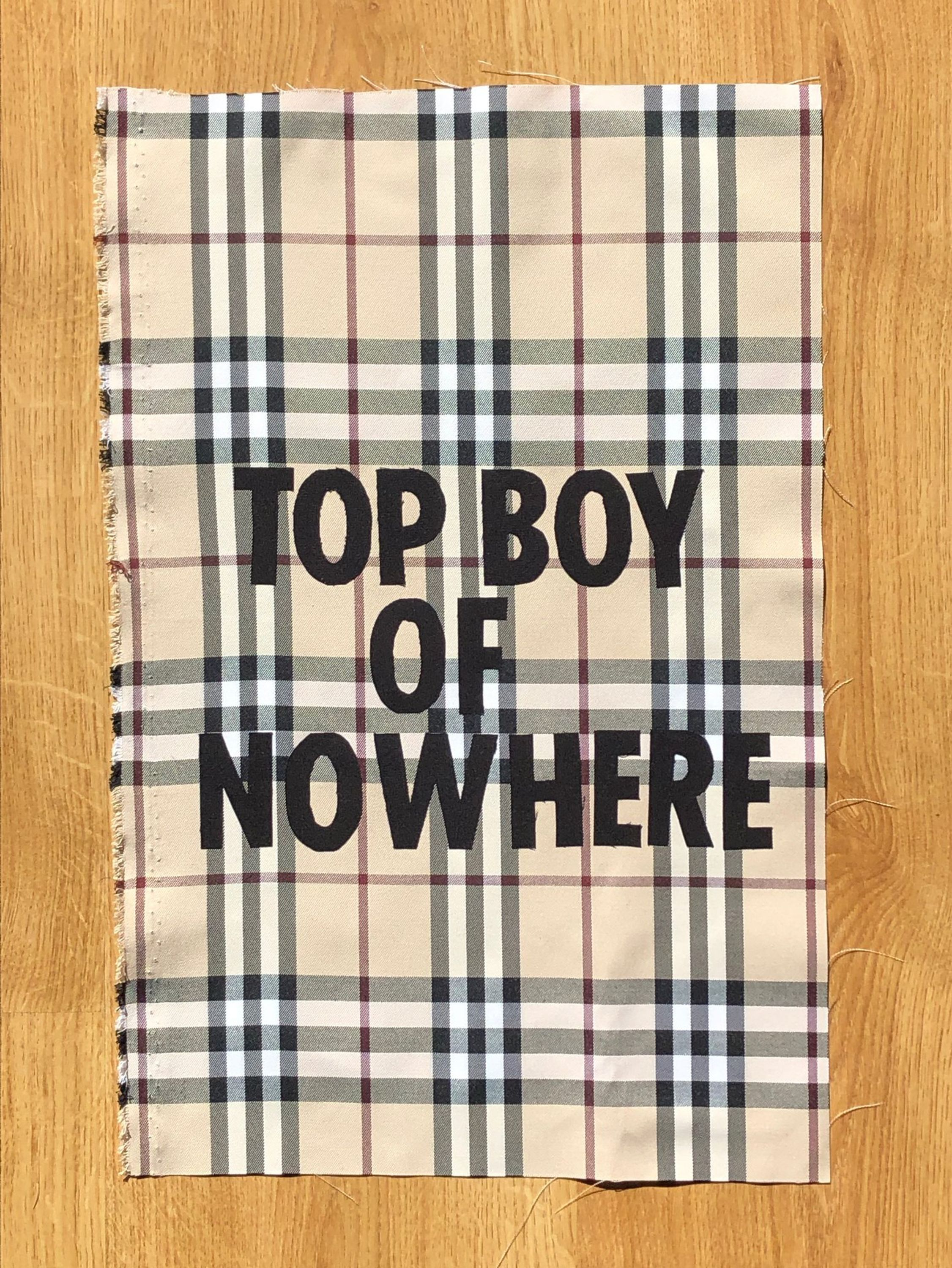 """""""Top boy of nowhere"""" by Corbin Shaw, Bech Risvig Collection"""