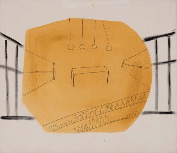 Empty bar from above by Okka-Esther Hungerbühler, Shaka Loveless
