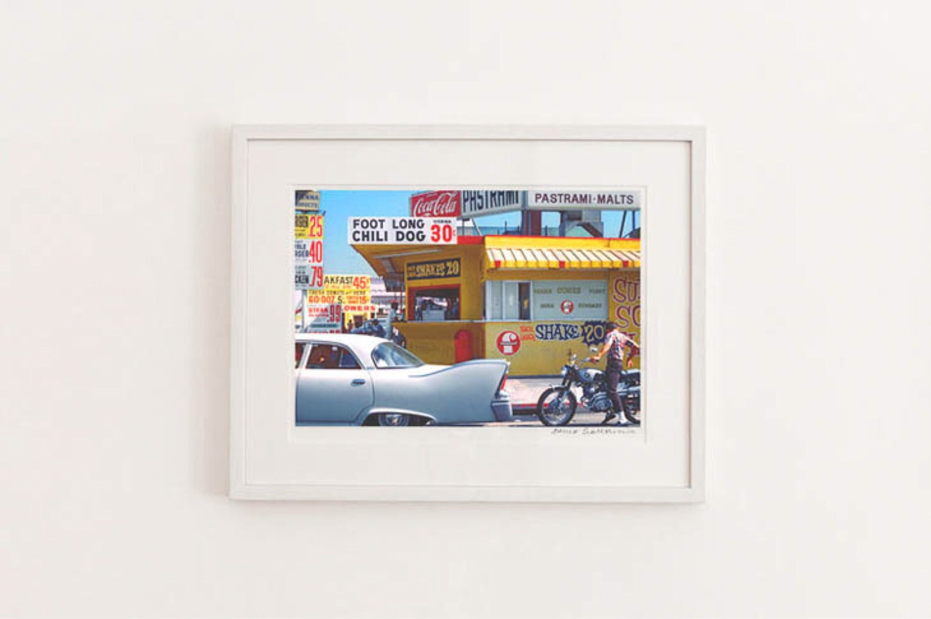Pico Boulevard, Santa Monica by Denise Scott Brown, Romain Leclere