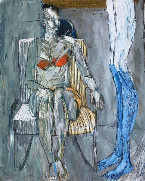 Venus and the Beast by Ugo Untoro, genovese.l