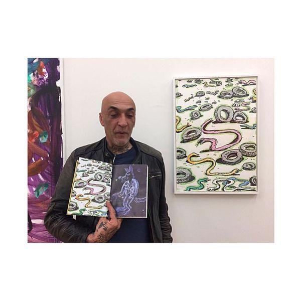 Snakes & Tyres by Armen Eloyan, Olivier Verhellen (3 of 4)