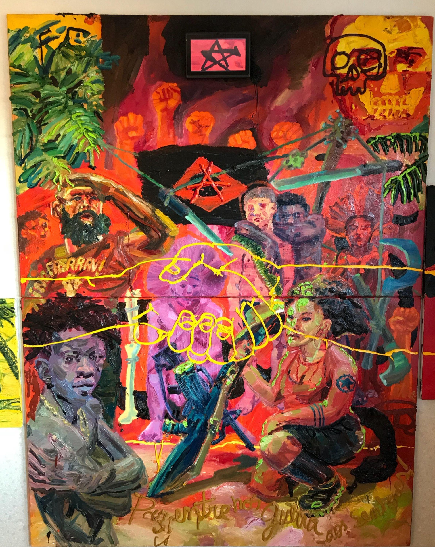 La Union de Los Libres by Thiago Martins De Melo, Roland Ofstad