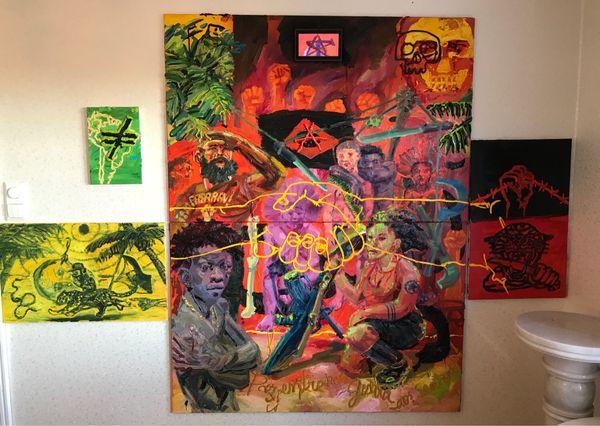 La Union de Los Libres by Thiago Martins De Melo, Roland Ofstad (2 of 2)