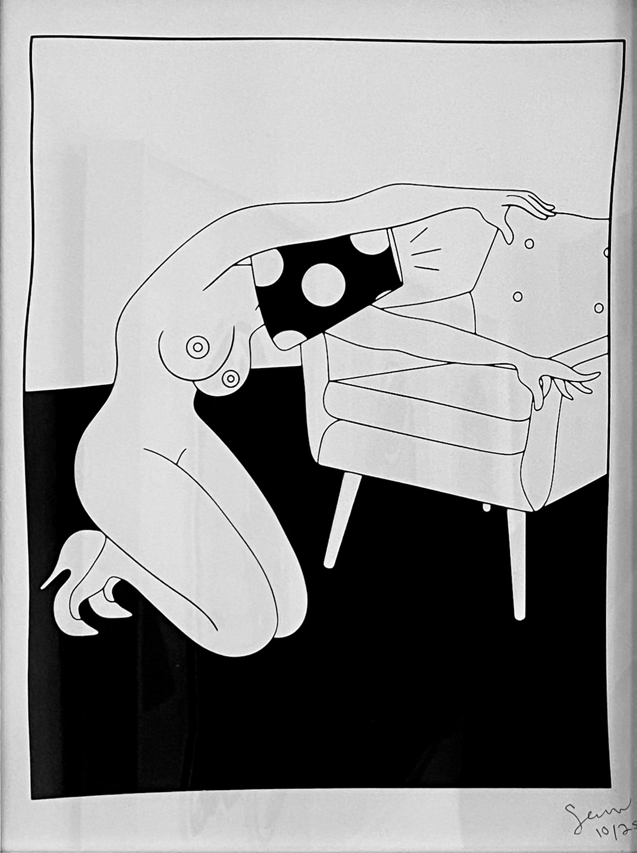 Untutles (Mystery Print Series) by Fucci ., Estevan Maestas