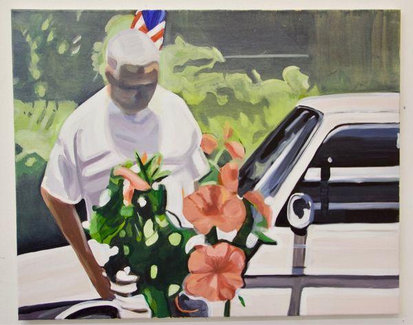 Cadillac  by Madelynn Mae Green, oliver_elst