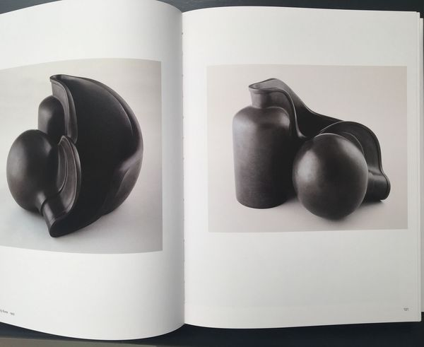 Early forms by  Tony Cragg, Edwin Visser (3 of 3)