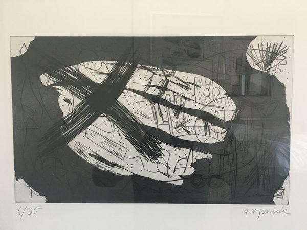 Westerlebnisse by A. R. Penck, Edwin Visser (9 of 10)