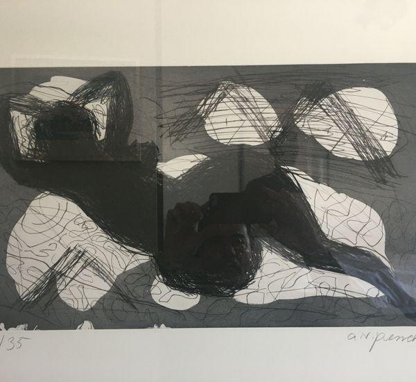 Westerlebnisse by A. R. Penck, Edwin Visser (3 of 10)